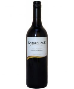 Køb Barren Jack Rød her