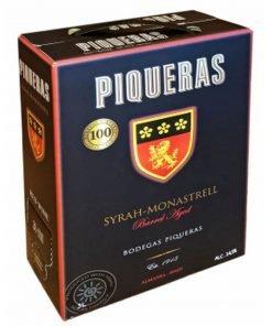 Piqueras BIB 3 L. Red - ØKO