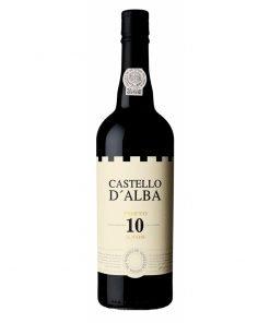 Køb Castello d'Alba Port 10 Anos her