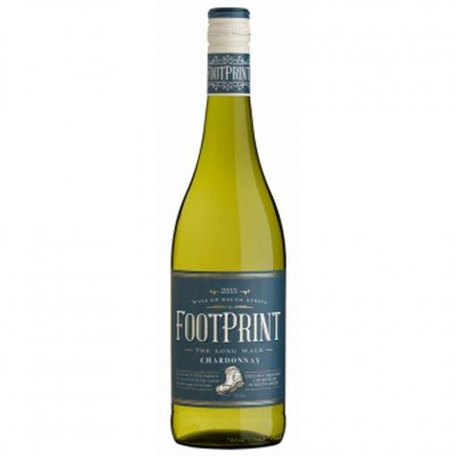 Køb Footprint The long walk Chardonnay her