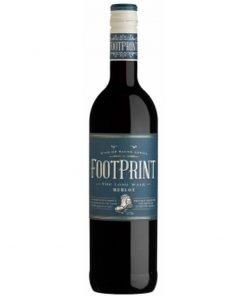 Footprint 'The long walk' Merlot